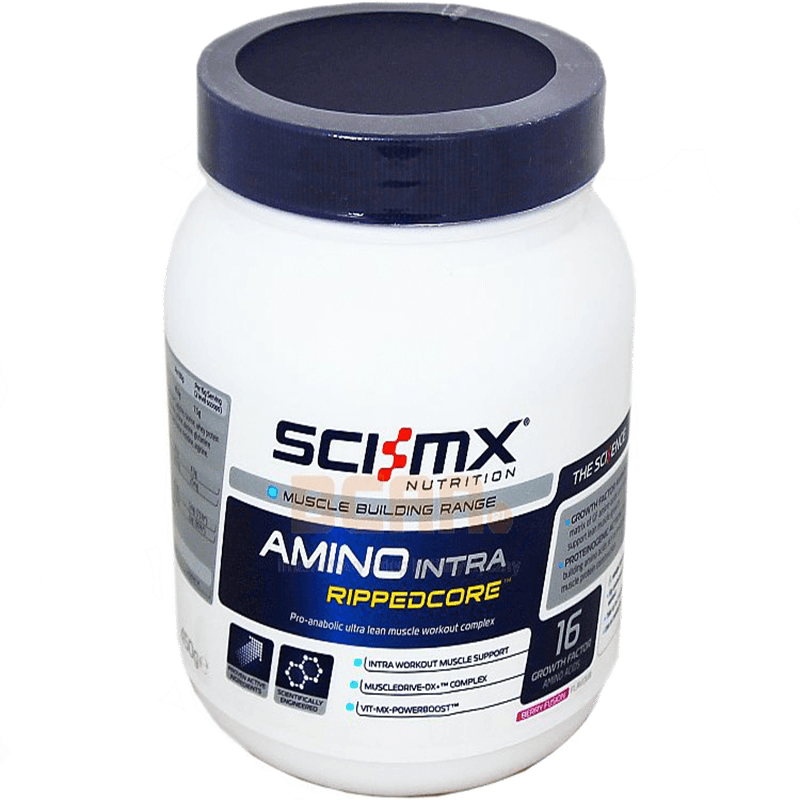 Sci-MX Amino Intra Ripped-Core - By Pumpernickel Online an Natural and Dietary Supplements Store Bedford UK