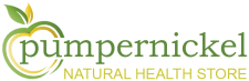 cropped website logo - Pumpernickel Organically Produced Turmeric 100g