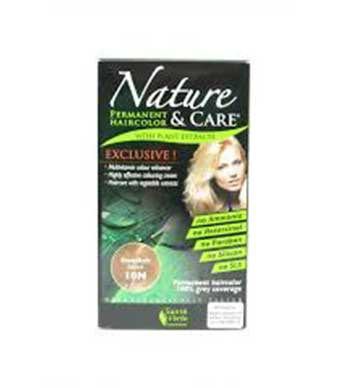 Nature & Care permanent hair colours - By Pumpernickel Online an Natural and Dietary Supplements Store Bedford UK