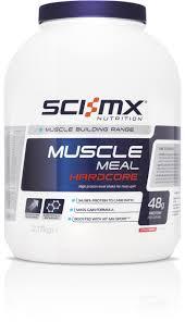 musclehard - Muscle Meal Hardcore 2.17kg, SCI-MX