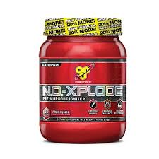 NOXPLODE Pre Workout Igniter 600g - By Pumpernickel Online an Natural and Dietary Supplements Store Bedford UK