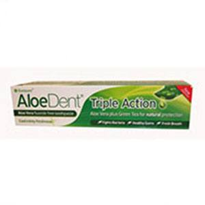 Aloe Dent Original Toothpaste - By Pumpernickel Online an Natural and Dietary Supplements Store Bedford UK