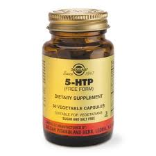 L-5 Hydroxtryptophan (5-HTP) - By Pumpernickel Online an Natural and Dietary Supplements Store Bedford UK