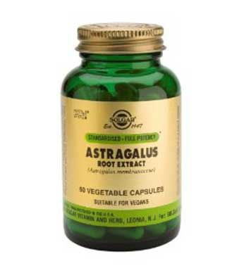 Viridian Astragalus root extract 60-caps - By Pumpernickel Online an Natural and Dietary Supplements Store Bedford UK