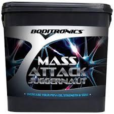 boditronics mass - Boditronics Mass Attack Juggernaut 4kg
