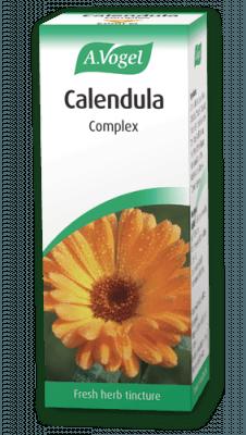 13097 12 calendula 50ml - Calendula, viola & urtica