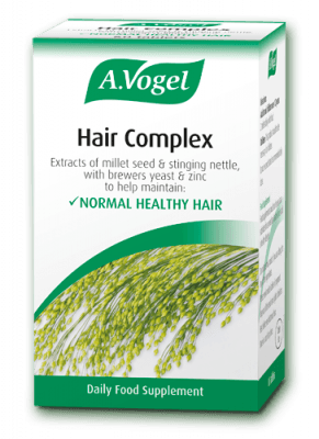 15721 12 hair complex 60 tabs 0 - Hair Complex Containing millet, stinging nettle & more